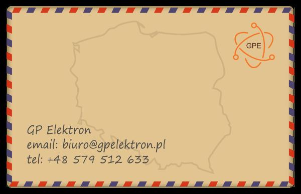 GP Elektron - Kontakt