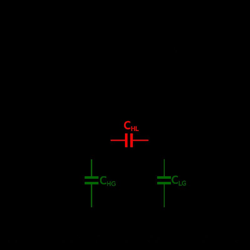 Układ izolacyjny transformatora dwuuzwojeniowego